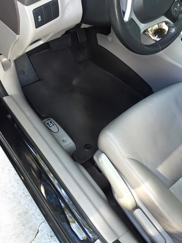 waterless car wash windermere florida, wecometoyoucarwash, nikhlesh parekh, driver seat honda, waterless car wash