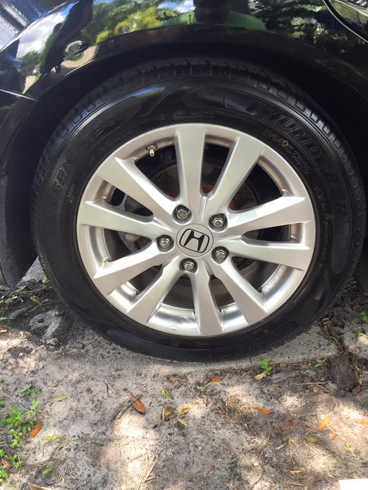 waterless car wash windermere florida, wecometoyoucarwash, nikhlesh parekh, tire shine, tire honda, waterless car wash